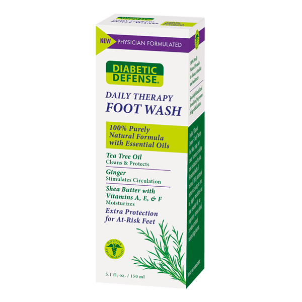 Jabón para pies foot wash