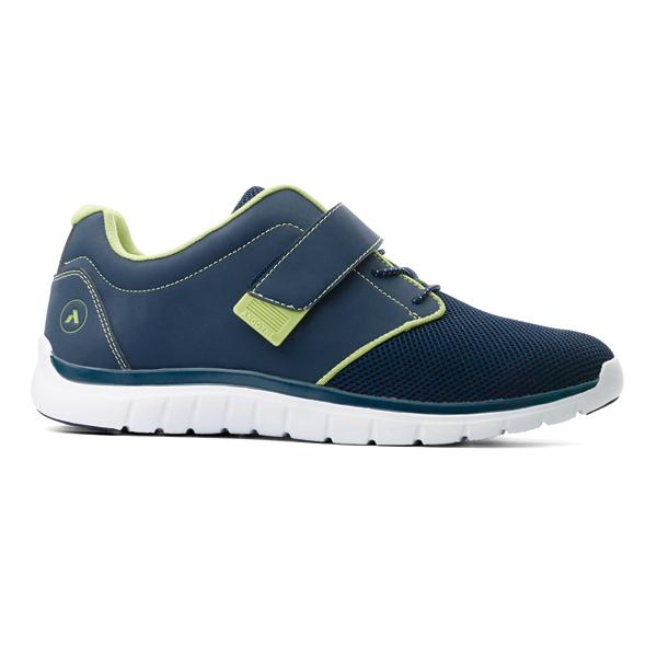 Calzado confort Sport Jogger Anodyne Azul 2