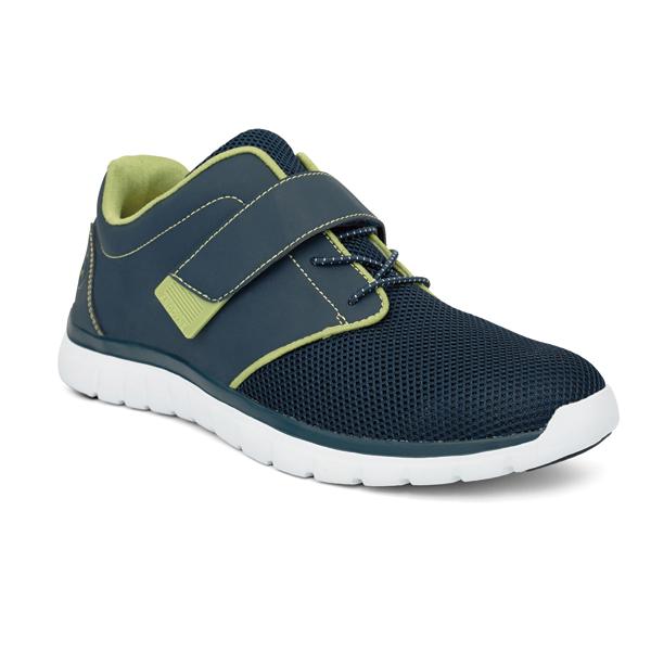 Calzado confort Sport Jogger Anodyne Azul