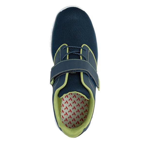 Calzado confort Sport Jogger Anodyne Azul 3