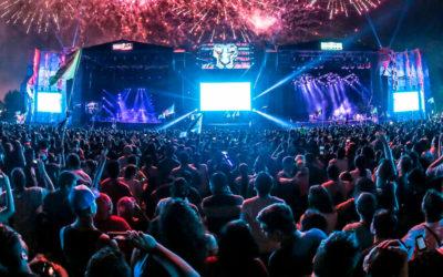 Consejos para cuidar tus pies si vas a un festival de música