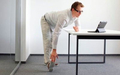 Cómo unos sencillos estiramientos al final del día nos ayudan a mantener sanos los músculos de nuestras piernas