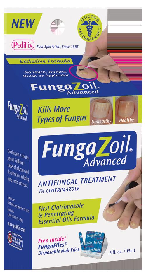 Tratamiento para Hongos en las Uñas FungaZoil   Casa DrSupply