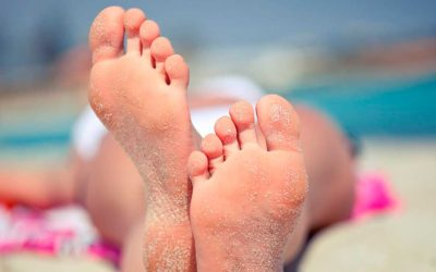 Como cuidar tus pies en las vacaciones de primavera