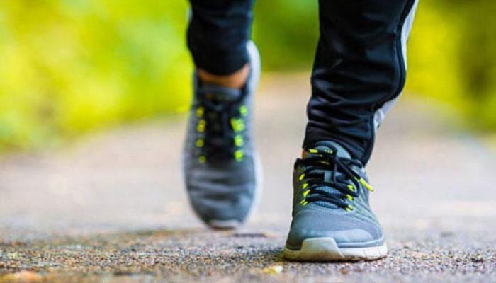 Caminar al menos media hora todos los días