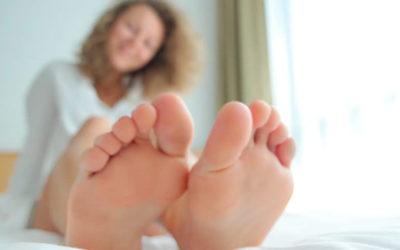 Como tener pies sanos y bonitos durante todo el año